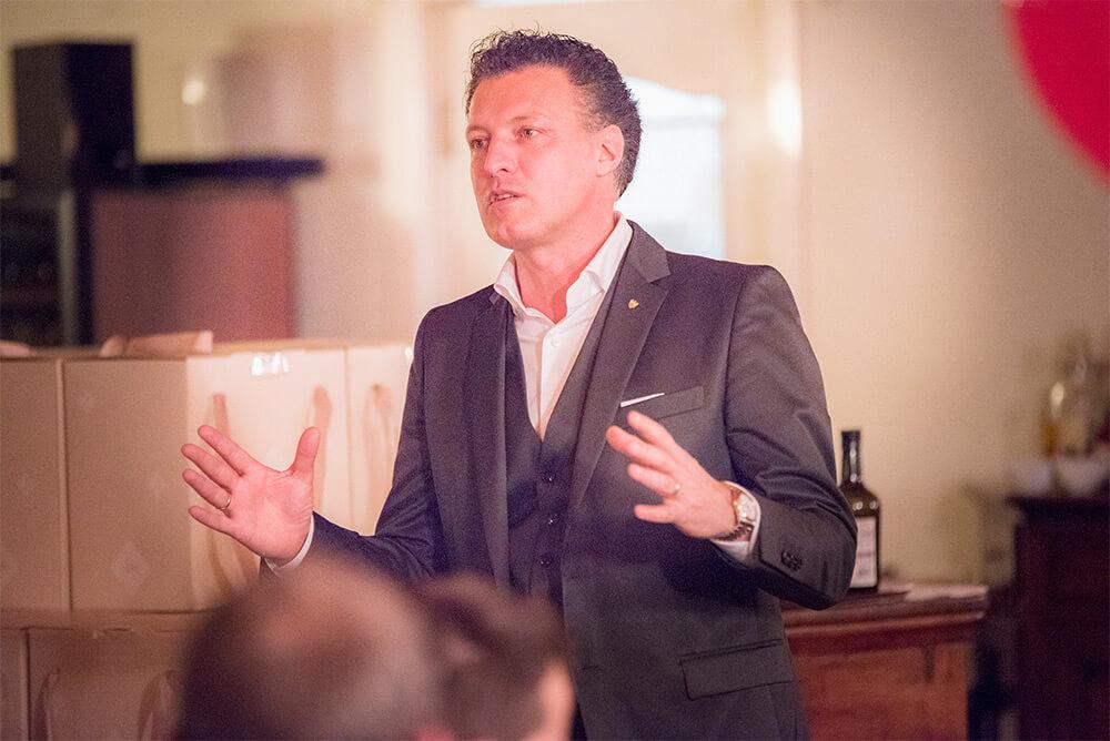 Stefano Rasotto - CEO Rasotto Group Srl