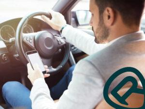 uso cellulare alla guida